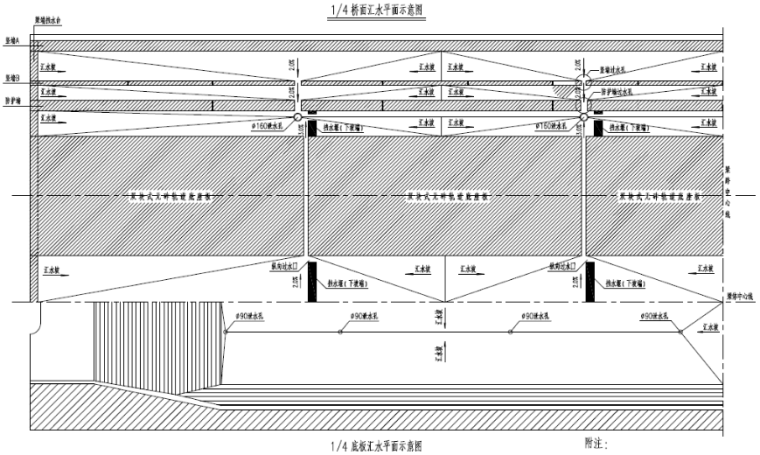 潦河特大桥桥面防水施工技术交底