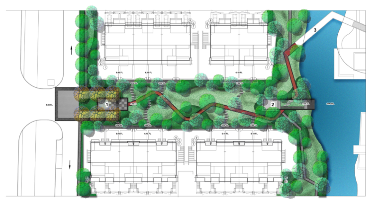 [上海]万科白马花园景观环境方案深化设计-奥雅