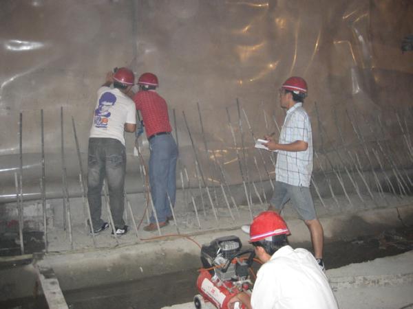 隧道防排水施工技术讲义总结(66页)