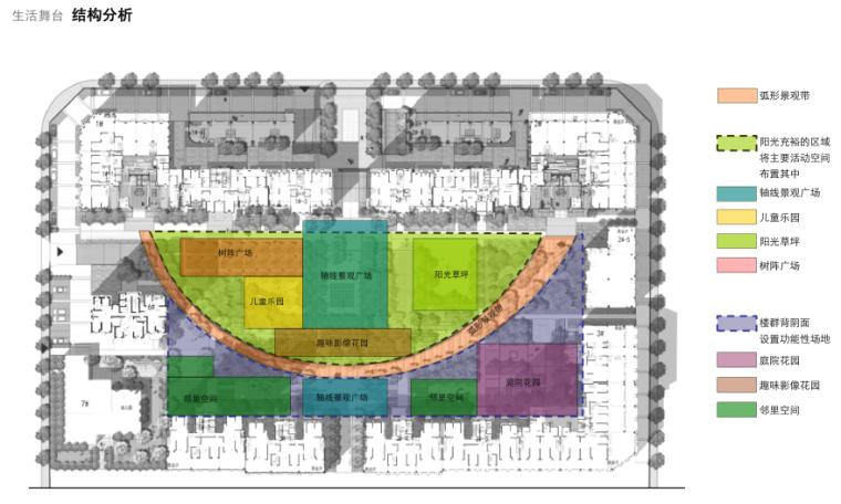 [陕西]西安高新水晶居住区景观概念方案设计(中央庭院)-张唐_2