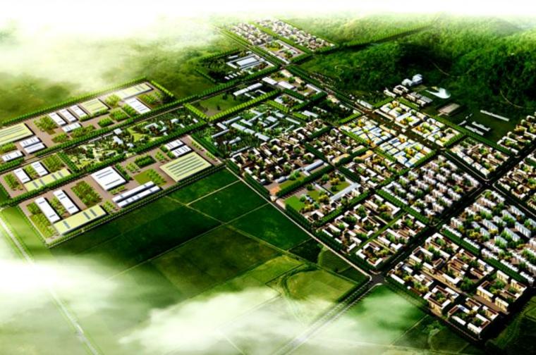[黑龙江]共青农场概念总体规划与城市设计文本