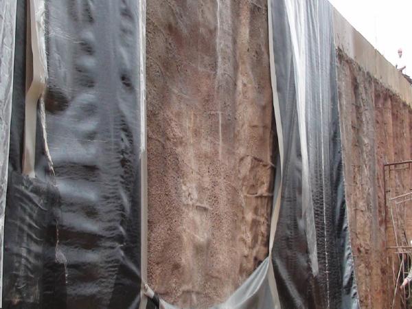 [长沙]轨道交通明挖车站防水施工交底及质量控制