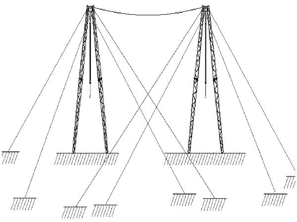 渡改桥T梁安装工程分项开工报告