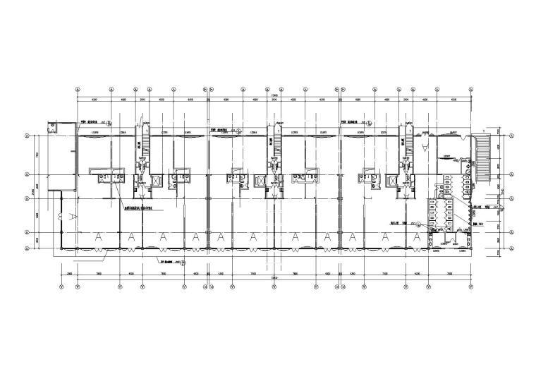 高层底商住宅楼建筑施工图(含效果图)_5