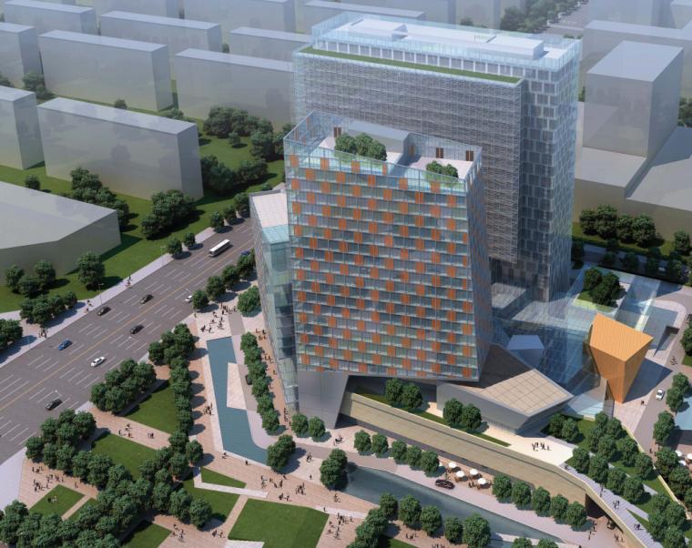 [四川]成都中航高新南7#地块项目概念方案设计图_2