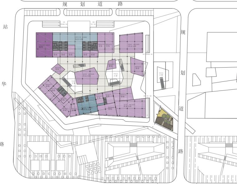 [四川]成都中航高新南7#地块项目概念方案设计图_10