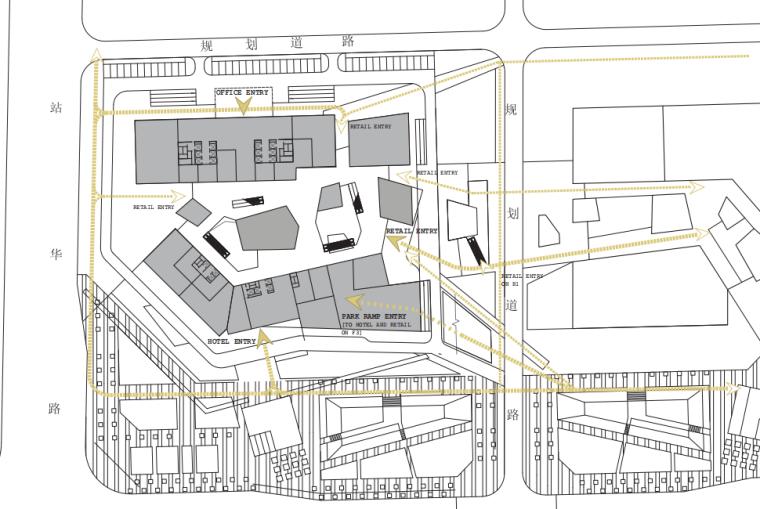 [四川]成都中航高新南7#地块项目概念方案设计图_13