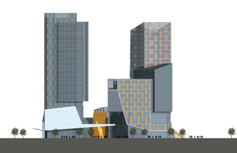 [四川]成都中航高新南7#地块项目概念方案设计图_16
