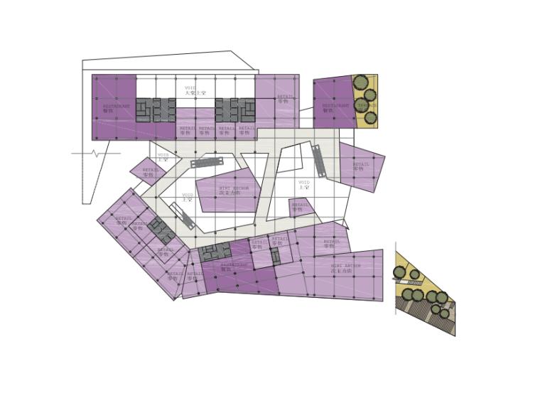 [四川]成都中航高新南7#地块项目概念方案设计图_11