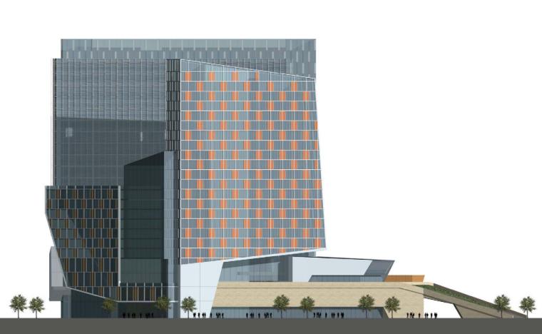 [四川]成都中航高新南7#地块项目概念方案设计图_17