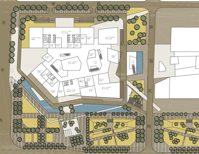 [四川]成都中航高新南7#地块项目概念方案设计图_12