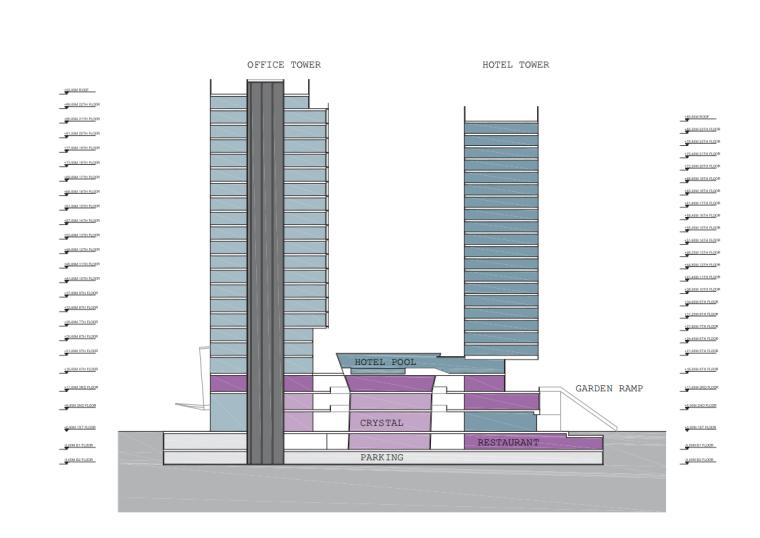 [四川]成都中航高新南7#地块项目概念方案设计图_18
