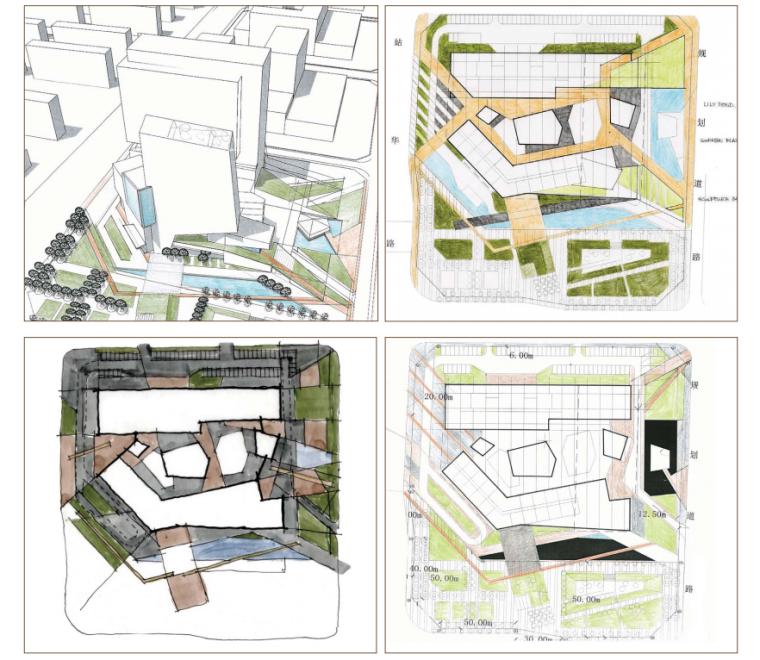 [四川]成都中航高新南7#地块项目概念方案设计图_8