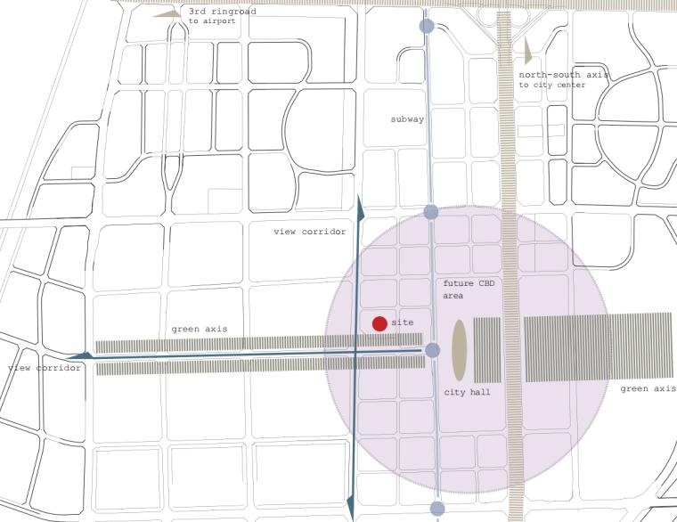 [四川]成都中航高新南7#地块项目概念方案设计图_5
