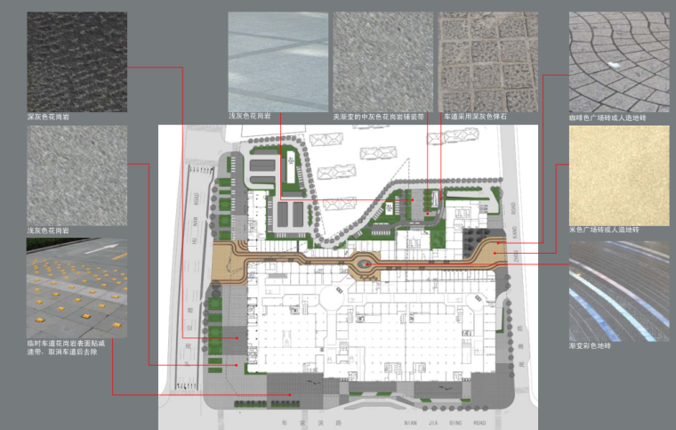 [上海]周浦知名地产广场景观和外部空间深化设计方案文本_4