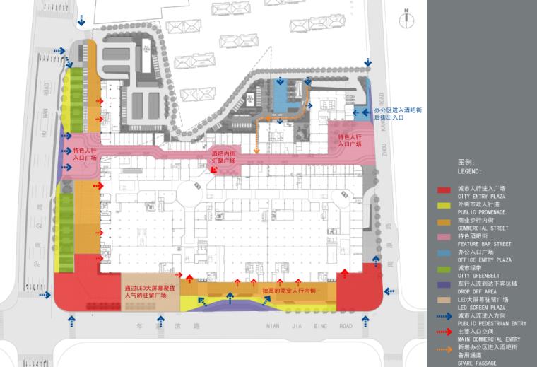 [上海]周浦知名地产广场景观和外部空间深化设计方案文本_3