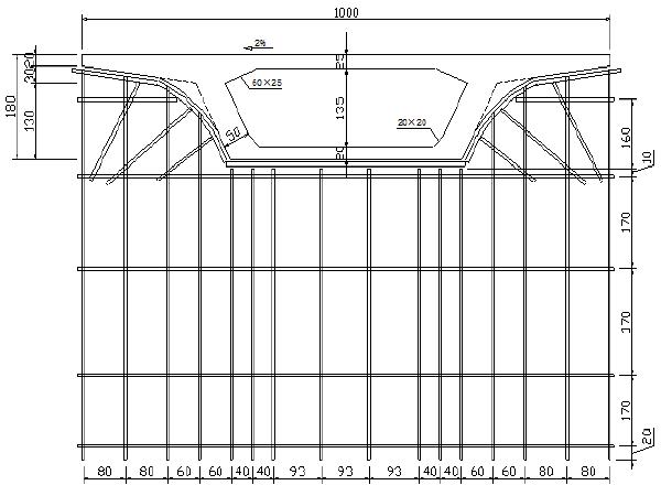 高速连接线改造互通立交工程跨线桥现浇箱梁满堂支架施工方案