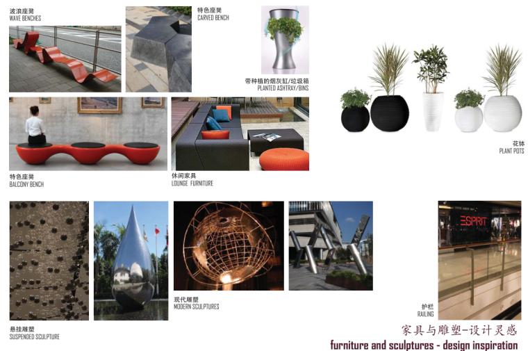 [浙江]无锡哥伦布广场景观二期项目景观方案文本_8