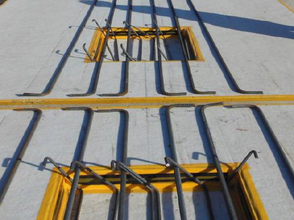 CRTSⅠ型双块式无砟轨道轨排法施工工艺
