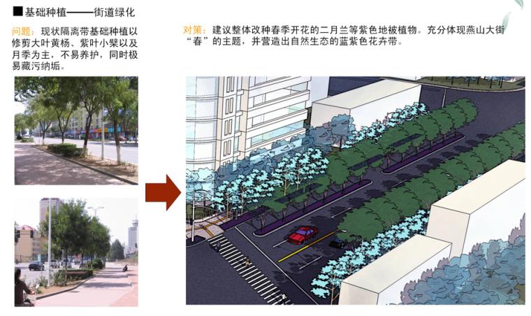 [河北]秦皇岛市道路绿化改造设计方案-土人_7