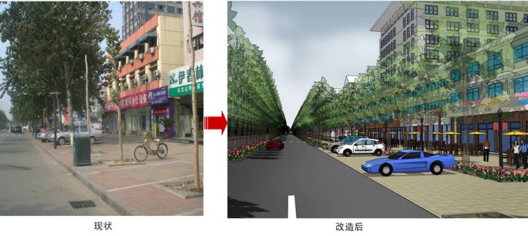 [河北]秦皇岛市道路绿化改造设计方案-土人_2
