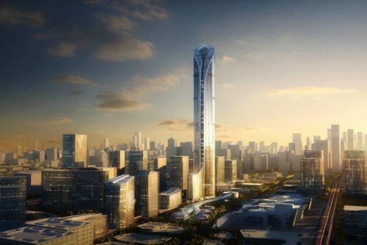 [论文]苏州IFC超限高层结构设计中的关键_1