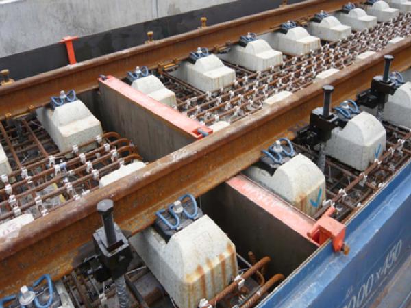 [合肥]CRTSI型双块式无砟轨道施工专项方案