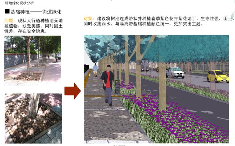 [河北]秦皇岛市道路绿化改造设计方案-土人_6