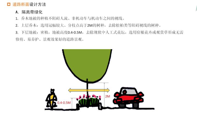 [河北]秦皇岛市道路绿化改造设计方案-土人_10