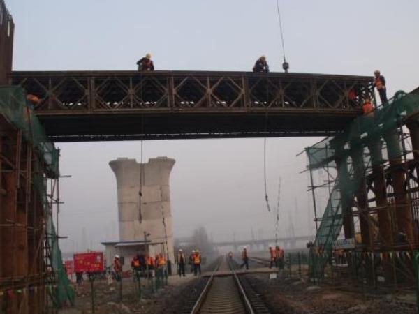 新建铁路特大桥门式墩专项施工方案