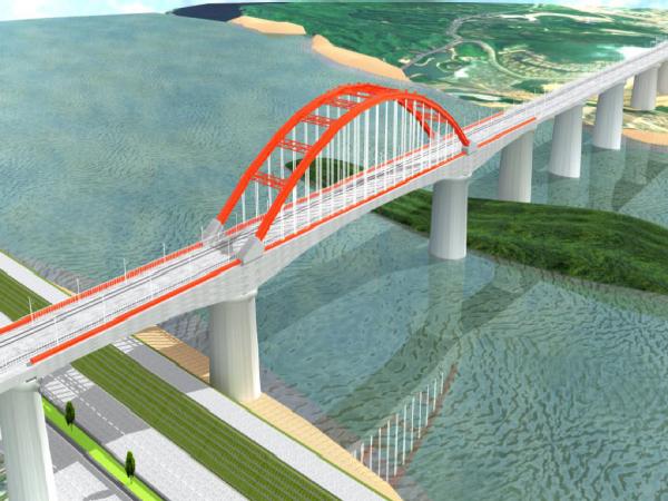 铁路桥梁高墩模板及塔吊安拆施工安全方案