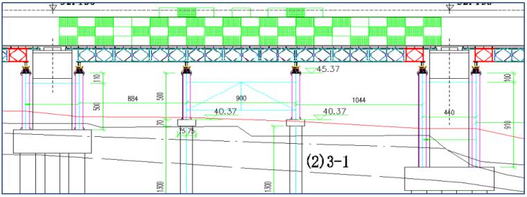 铁路特大桥6*32米道岔连续梁专项施工方案_5