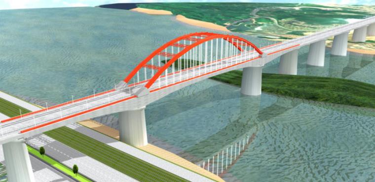 铁路特大桥6*32米道岔连续梁专项施工方案_2