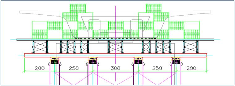 铁路特大桥6*32米道岔连续梁专项施工方案_6