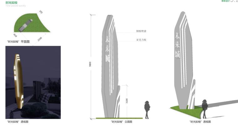 [河北]石家庄未来城商业广场景观方案文本_15