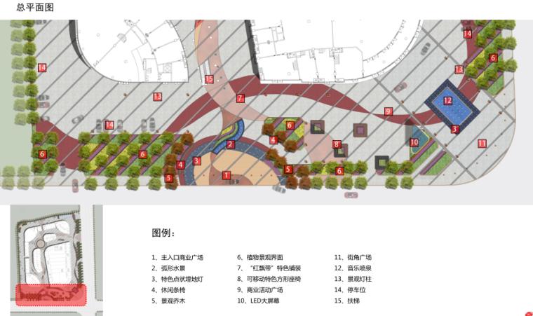 [河北]深泽商业广场景观方案深化文本_11
