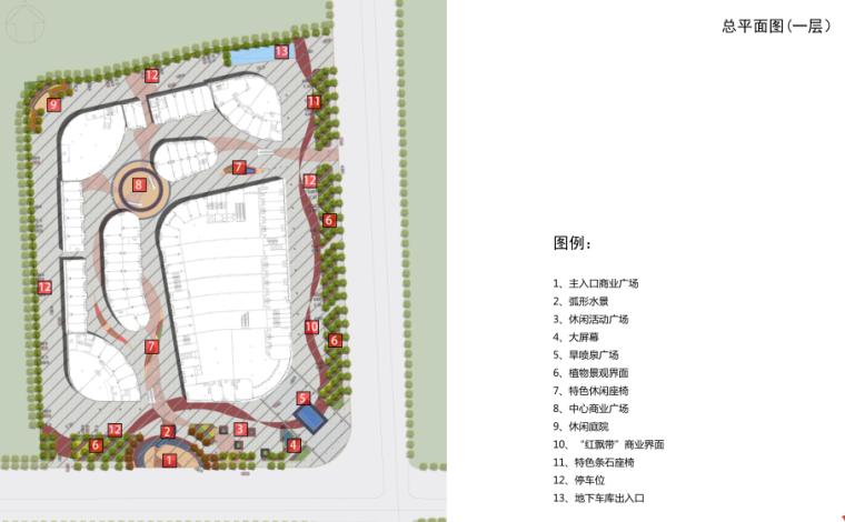 [河北]深泽商业广场景观方案深化文本_8