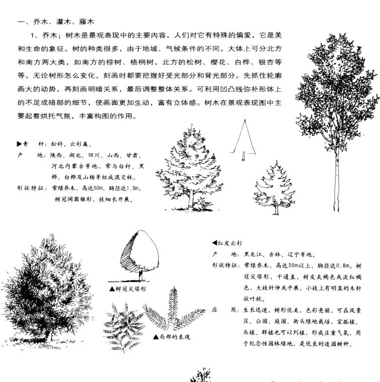 手绘效果图表现技法--景观设计(共141页)_2