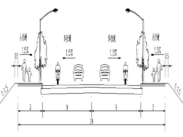 杭州市道路工程施工图设计_1