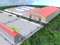 新建铁路站前工程钢筋场地临建方案