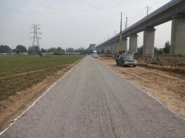 新建铁路站前工程施工便道建设方案