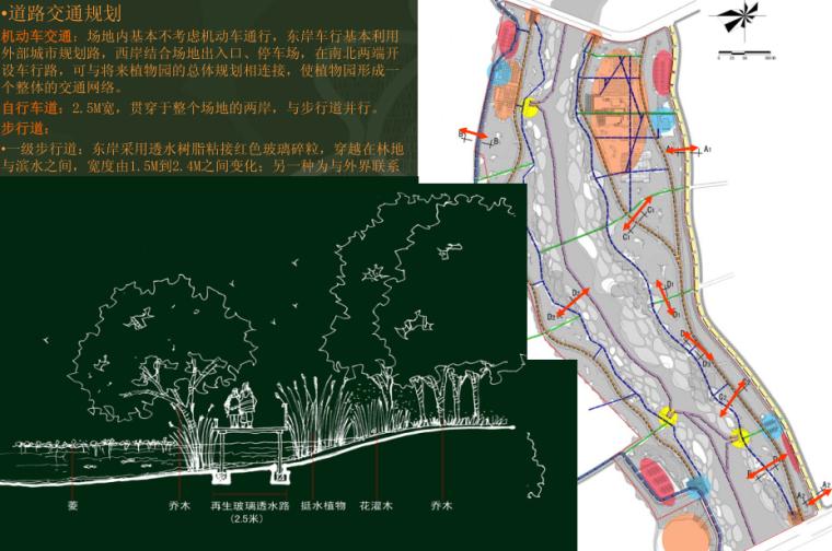 [河北]秦皇岛知名景观公司两岸带状公园景观方案文本_5