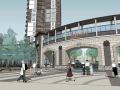 [湖北]油管文化广场商业街景观设计方案