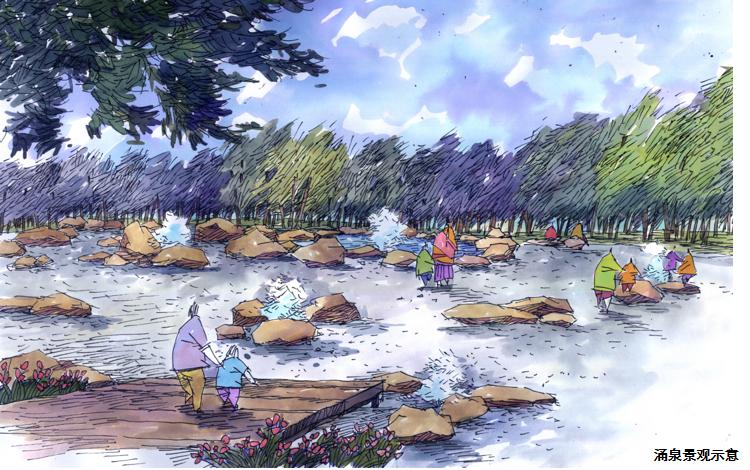 [山东]青岛盟旺山公园景观设计前期方案文本