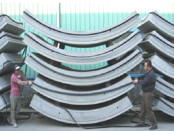 隧道管片用橡胶密封垫施工工艺及质量验收