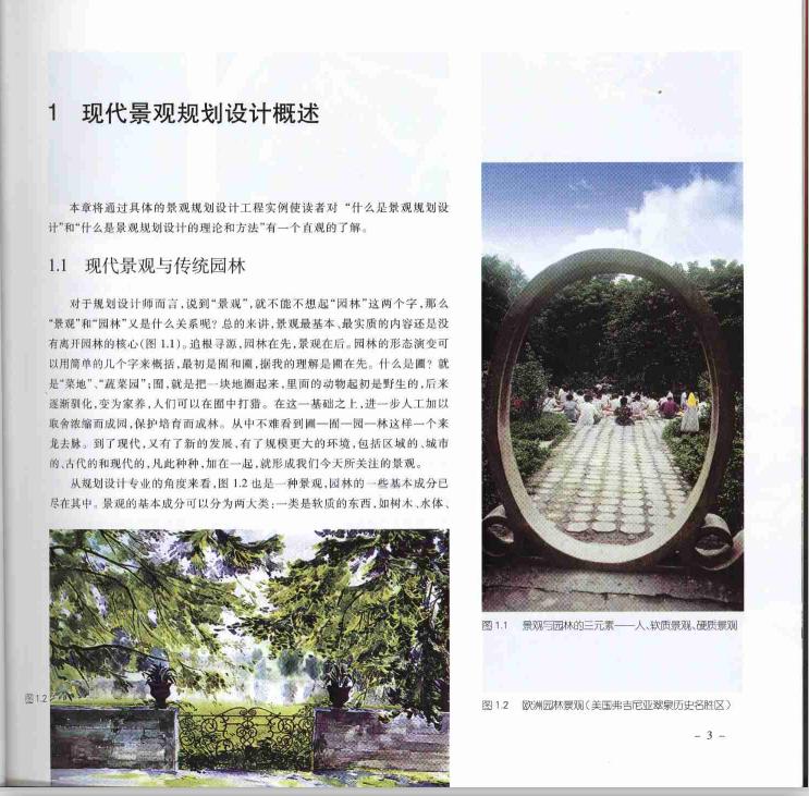 现代景观规划设计(共266页)