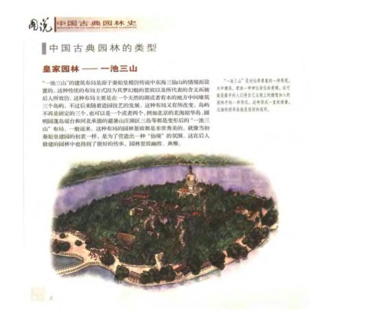 图说中国古典园林史(共293页)