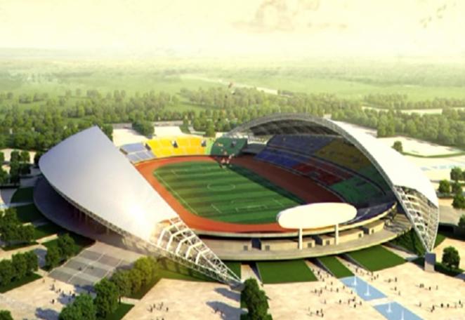 马拉维国家体育场结构设计
