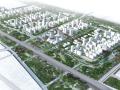 [上海]闵行马桥大型混合居住区规划-AECOM