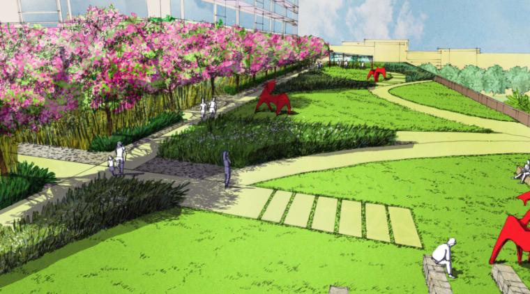 [深圳]首创八意府居住区景观设计文本-AECOM_4